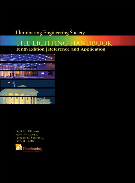 ies lighting handbook tenth edition 2011